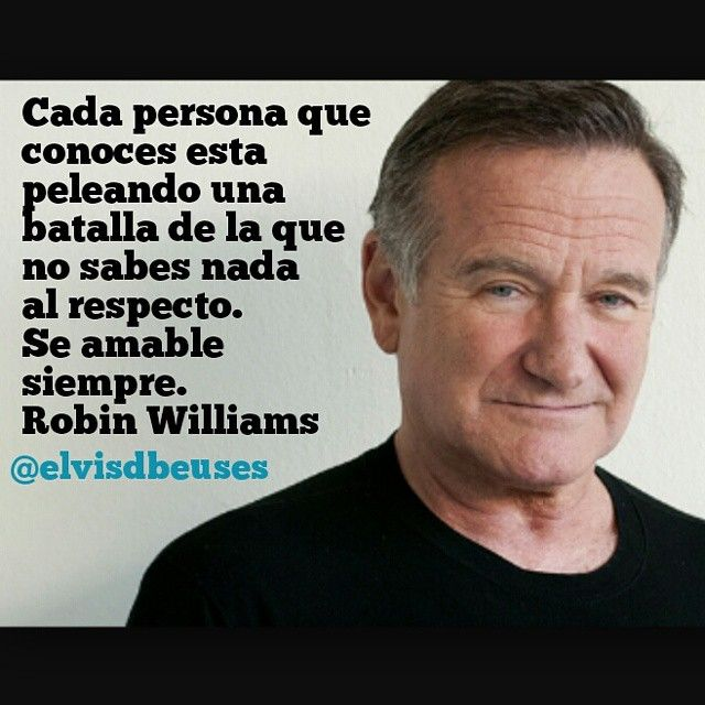 Frase Robin Williams